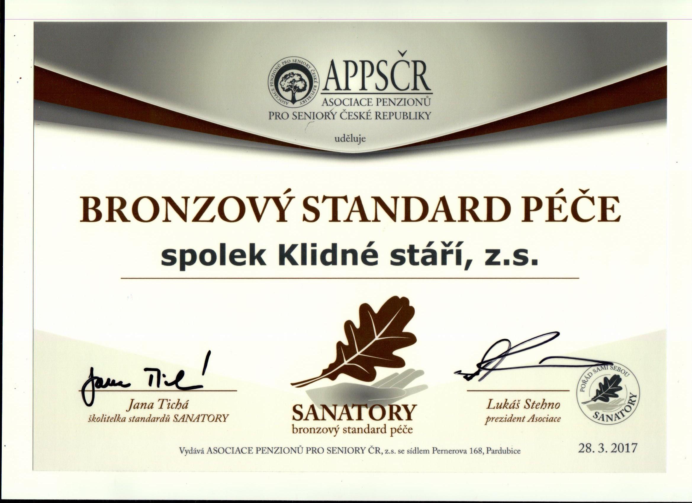 Asociace Penzionů Pro Seniory České Republiky